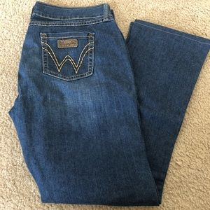 Wrangler women's jeans 15/16